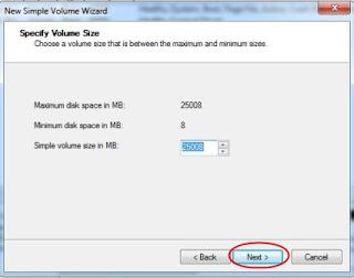 Cara mudah menambah partisi pada windows tanpa software